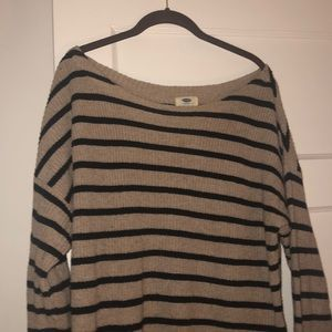 Tunic boatneck sweater old navy size xxl